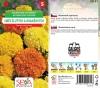 20131/5301 - Aksamitník vzpřímený nízký směs žlutých a oranžových 0,6g
