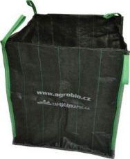 Vak na zahradní odpad 90x90x100 cm (810 l)